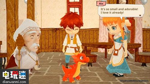 《小龙咖啡厅》将于8月30日发售 电玩资讯