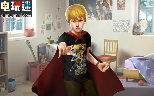Dontnod表示《超能队长的惊奇冒险》不会是《奇异人生2》的DEMO