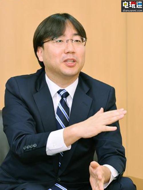 任天堂新社长古川俊太郎谈NS与3DS的区别与未来 任天堂SWITCH