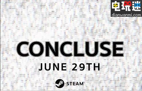 寂静岭风格免费恐怖游戏《Concluse》上架Steam 可免费领取 STEAM