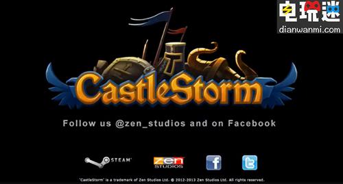 塔防游戏《CastleStorm》将登陆NS平台 电玩资讯