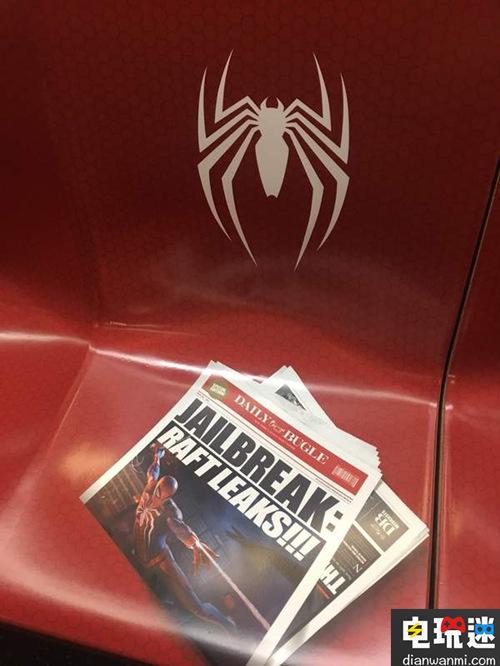 街头宣传?PS4《蜘蛛侠》海报亮相曼哈顿! 索尼PS 第3张