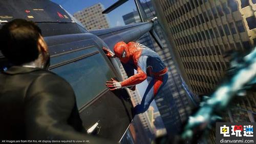 PS4独占大作《漫威蜘蛛下》预购开启 已上架PS4数字商城 索尼PS 第1张