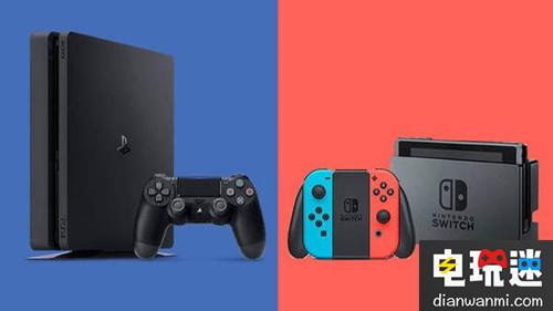 8月日本游戏市场乐基销量 任天堂Switch将超PS4 电玩资讯 第1张