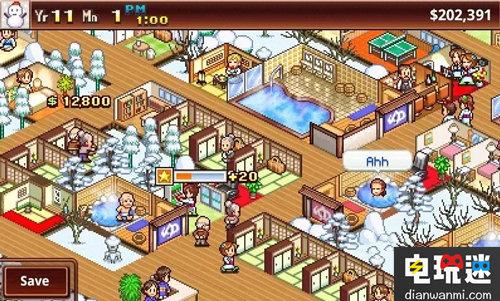 《游戏发展国》&《温泉物语》将在NS平台发售 电玩迷资讯