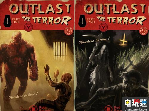 《逃生1&2》确认将发售NS实体版 电玩资讯