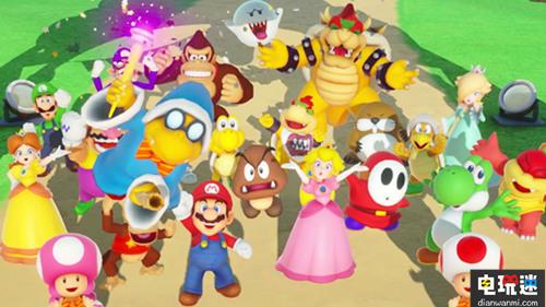 任天堂宣布《超级马里奥派对》销量突破150万Switch手柄联动大卖 任天堂 第3张