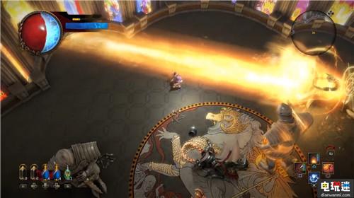 《流放之路》将与3.5版本同步登陆PS4平台 索尼PS 第3张