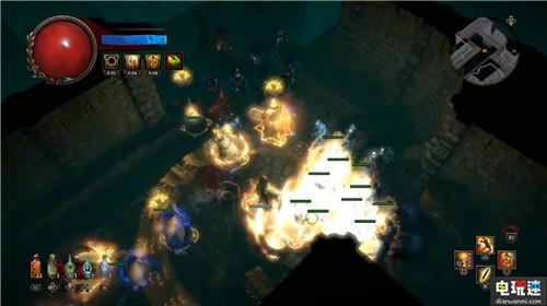 《流放之路》将与3.5版本同步登陆PS4平台 索尼PS 第4张