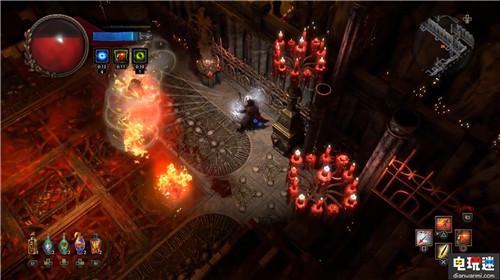 《流放之路》将与3.5版本同步登陆PS4平台 索尼PS 第5张