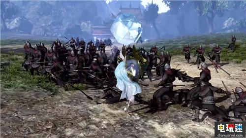 《无双大蛇3》全球出货量突破50万纪念DLC免费上线 电玩资讯 第4张