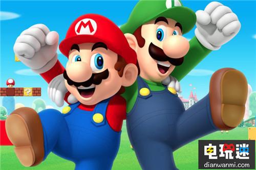 《超级马里奥》将拍摄新动画电影由小黄人制作公司负责 任天堂 第1张