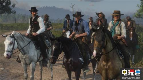 Take-Two宣布《荒野大镖客2》8天销量突破1700万套 电玩迷资讯 第2张