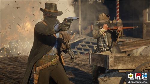 Take-Two宣布《荒野大镖客2》8天销量突破1700万套 电玩迷资讯 第4张