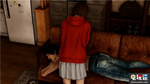 《审判之眼:死神的遗言》新情报 可以和妹子谈恋爱 索尼PS 第10张