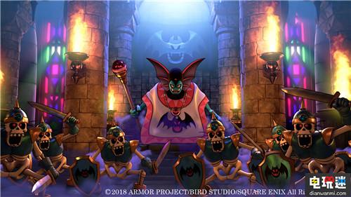 《勇者斗恶龙:创世小玩家2》PS4中文版公布 索尼PS 第2张