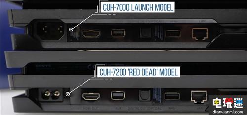 索尼低调推出PS4 Pro新型号 降低噪音但更热 索尼PS 第1张