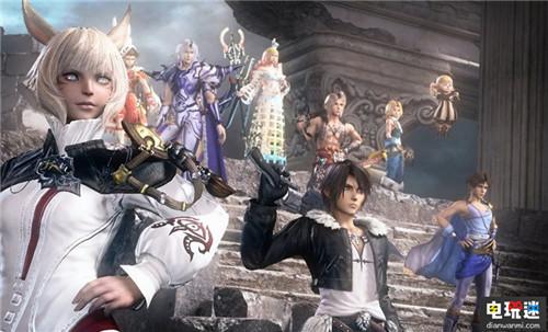 SE宣布《最终幻想 纷争NT》11月22日推出基本免费版 索尼PS 第3张