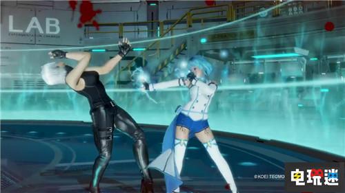 """《死或生6》公布新角色科学少女""""Nico"""" 电玩迷资讯 第4张"""