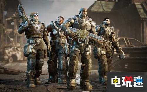 《战争机器》真人电影将由《极限特工3》编剧执笔 微软 第3张