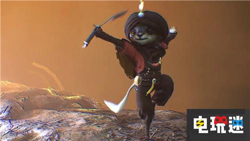 《生化变种》新演示萌物会武术 电玩迷资讯 第4张