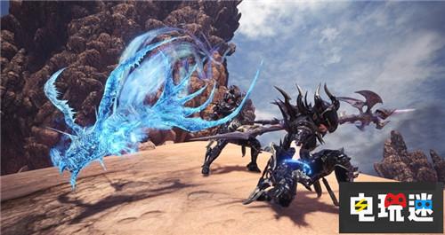 Steam《怪物猎人:世界》12月26日联动《最终幻想14》 STEAM 第4张