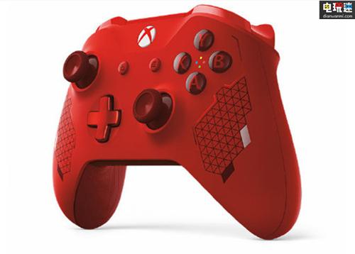 """Xbox推出  """"运动红""""特别版 无线手柄?网友:改成中国红销量翻倍! 电玩资讯 第2张"""