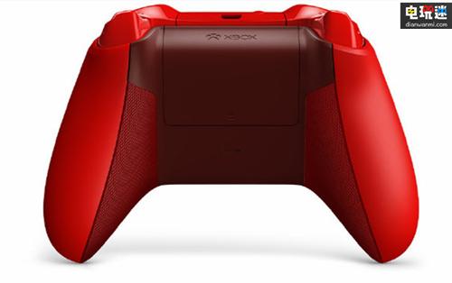 """Xbox推出  """"运动红""""特别版 无线手柄?网友:改成中国红销量翻倍! 电玩资讯 第3张"""
