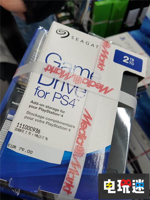 德国零售商卖《辐射76》费脑筋 倒贴钱卖硬盘送游戏 电玩资讯 第1张
