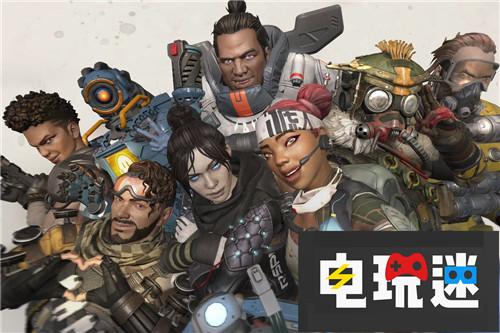 意外的黑马《Apex英雄》玩家人数已超2500万 电玩资讯 第1张