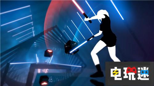 《节奏光剑》玩家超越人类极限速度SteamVR更新解决延迟 电玩资讯 第1张