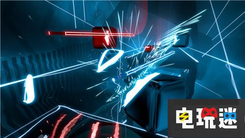《节奏光剑》玩家超越人类极限速度SteamVR更新解决延迟 电玩资讯 第4张