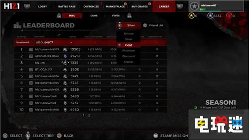 《H1Z1大逃杀》第三季增加大量内容50人竞速击杀 电玩迷资讯 第6张