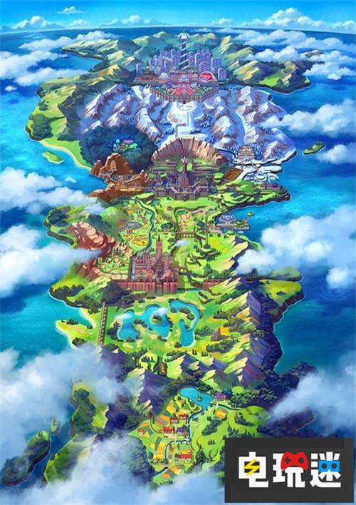 任天堂直面会正式公开《精灵宝可梦剑/盾》 电玩迷资讯 第3张