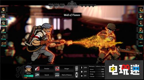 反抗侵略的爱恨故事二战题材RPG《华沙》公开 电玩迷资讯 第4张
