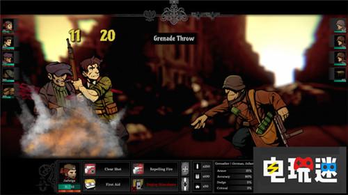 反抗侵略的爱恨故事二战题材RPG《华沙》公开 电玩迷资讯 第5张