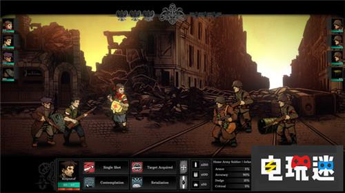反抗侵略的爱恨故事二战题材RPG《华沙》公开 电玩迷资讯 第3张