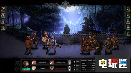 反抗侵略的爱恨故事二战题材RPG《华沙》公开 电玩迷资讯 第7张
