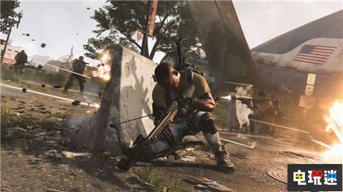 育碧不长教训《全境封锁2》调侃美墨修墙 电玩迷资讯 第3张