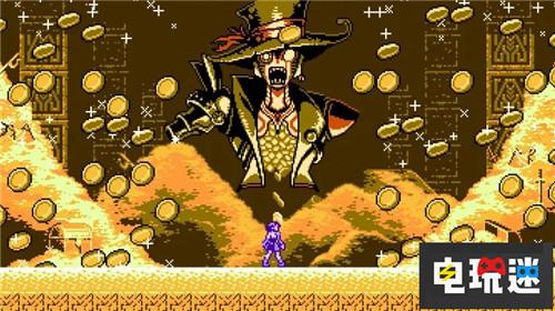 8位机风《血污:月之诅咒》推出限定实体版游戏 电玩迷资讯 第5张