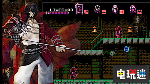 8位机风《血污:月之诅咒》推出限定实体版游戏 电玩迷资讯 第4张