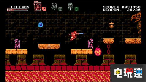 8位机风《血污:月之诅咒》推出限定实体版游戏 电玩迷资讯 第3张