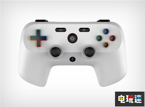 谷歌游戏手柄专利曝光神似PS4手柄 电玩迷资讯 第2张