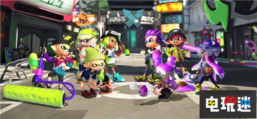 FAMI通公开日本Switch游戏销量榜《喷射战士2》夺冠 任天堂SWITCH 第1张