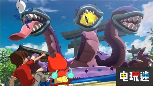 Level-5宣布《妖怪手表4》将于6月6日发售 任天堂SWITCH 第1张
