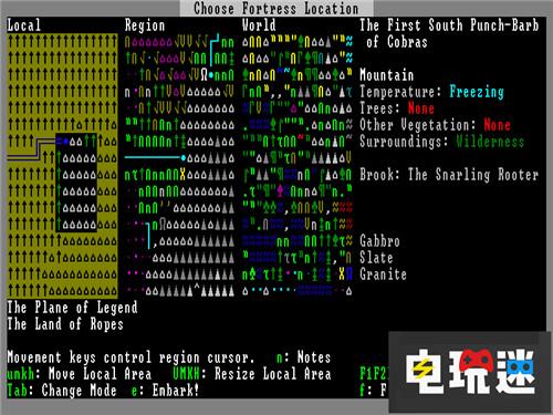 沙盒游戏鼻祖《矮人要塞》增加可视页面登陆Steam STEAM 第1张