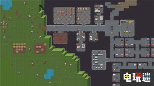 沙盒游戏鼻祖《矮人要塞》增加可视页面登陆Steam STEAM 第2张