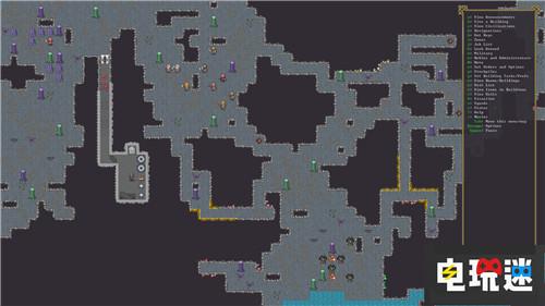 沙盒游戏鼻祖《矮人要塞》增加可视页面登陆Steam STEAM 第4张
