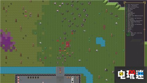 沙盒游戏鼻祖《矮人要塞》增加可视页面登陆Steam STEAM 第3张
