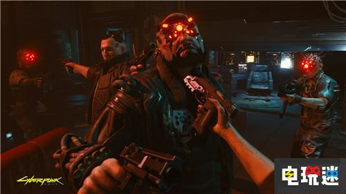 爱玩游戏的Lady GaGa将参与《赛博朋克2077》制作 电玩迷资讯 第2张